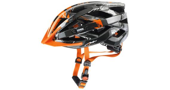 UVEX i-vo c kypärä , oranssi/musta